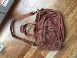Tolle braune The Bag von Cowboysbag