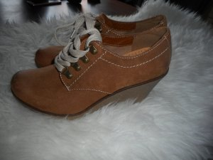 tolle braune Wedges!