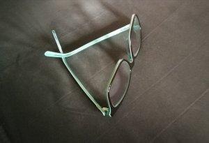 Square Glasses black-mint