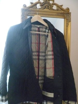tolle Burberry Jacke