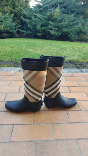Tolle Burberry Stiefel Gr.39