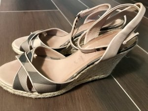Tolle Burberry Wedges High Heels 40 Top Zustand Sommer