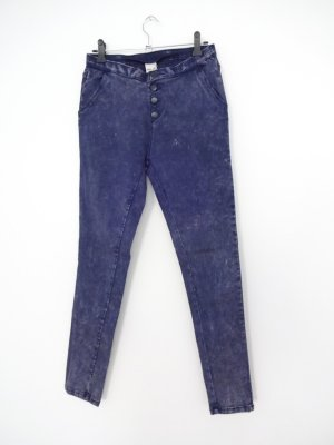 tolle Chinohose jeansstoff usedlook