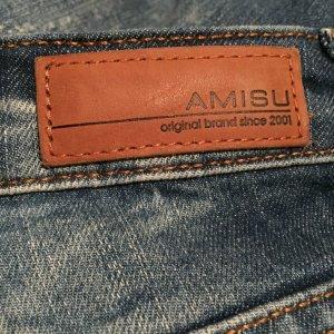 Tolle Damen Jeans von Amisu in Gr.28 mit Löchern