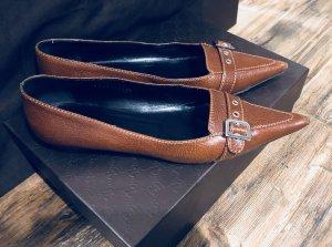 Tolle Dolce & Gabbana Slipper in 39 und schönem braunton