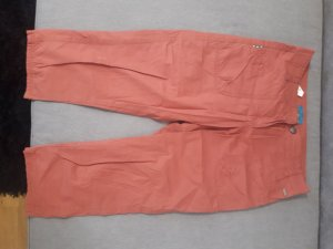 Cool Code 3/4 Length Trousers salmon-bright red
