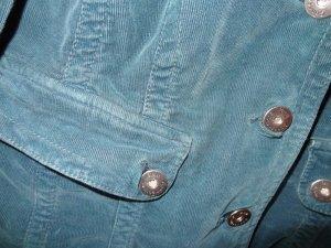 BC Blazer vert foncé tissu mixte