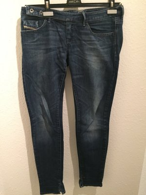 Tolle dunkelblaue Diesel Jeans