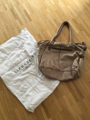 Tolle Echtledertasche