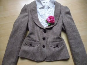 Comma Wool Blazer multicolored new wool
