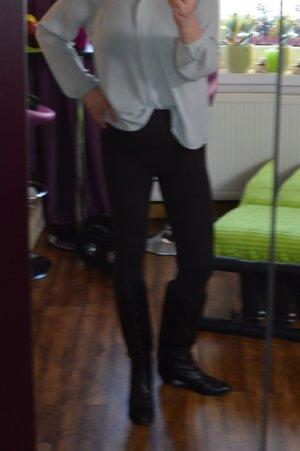 Tolle elegante steingraue Bluse Gr.L VeroModa