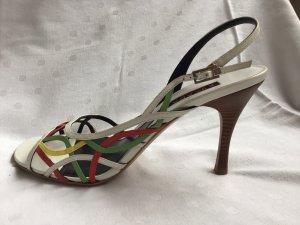 Escada High Heel Sandal multicolored