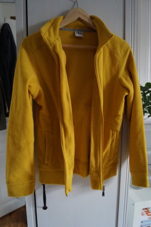 Tolle Fleece Jacke Gr.36/38 kuschelig warm