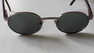 Tolle Fossil Sonnenbrille Uniusex Silber Pilotenbrille top Zustand