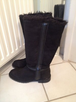 Zara High Boots black