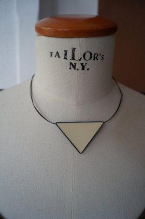Tolle Geometrische Kette Triangle basic