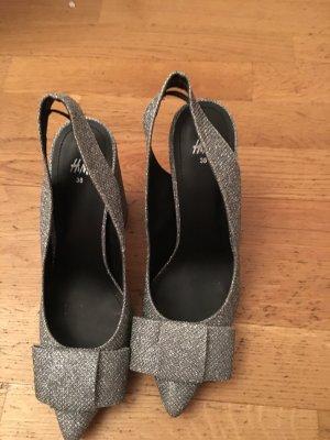 Tolle Glitzer High Heels