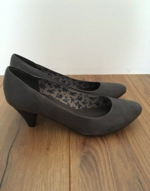 Tolle graue Schuhe