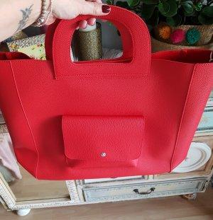 Shopper red