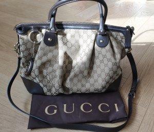 Tolle Gucci Umhängetasche - Sukey Canvas Tote Bag