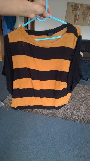 Tolle H&M Bluse, gestreift, Größe 38
