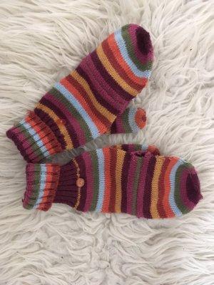 Handschoenen veelkleurig