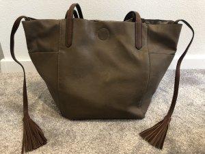 Tolle Handtasche in braun