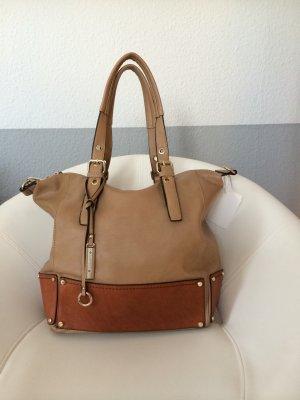 tolle Handtasche in Lederoptik