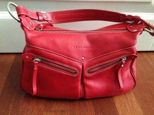 Tolle Handtasche von Coccinelle rot