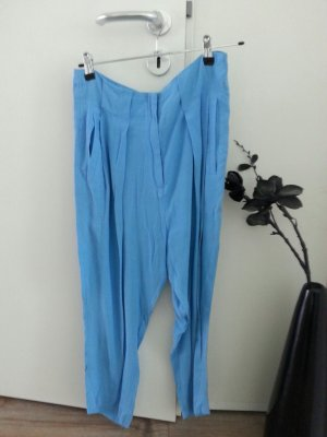 Marlene Birger Baggy Pants neon blue