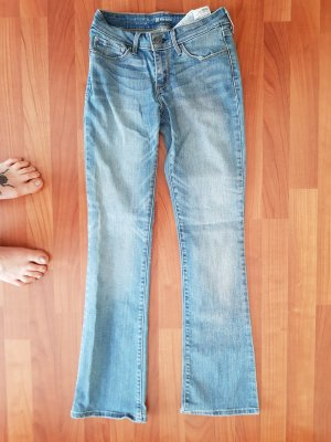 tolle hellblaue levis jeans gr.27