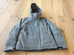 Tolle hellgraue Winter-/Ski-Jacke von Icepeak - Modell Maris