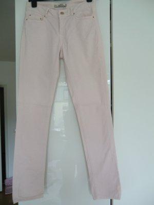 tolle hellrosa rosa Sommer-Jeans Jeans Hose im 5-Pocket-Stil Größe 34