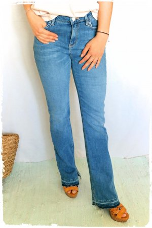 Tolle Hippie Boho Flair Boot Cut Jeans