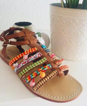 Tolle Hippie-Sandalen von Mystique