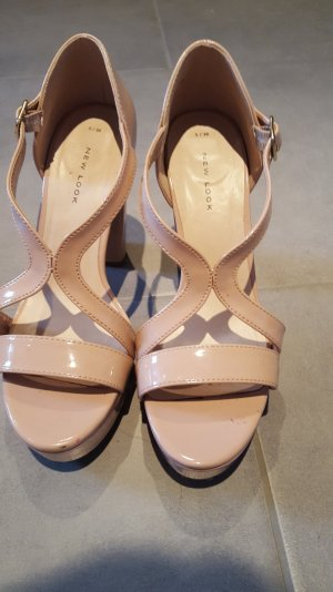 tolle hohe Sommerschuhe