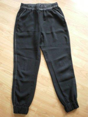 Tolle Hose in schwarz von Zara in der Gr. L *****