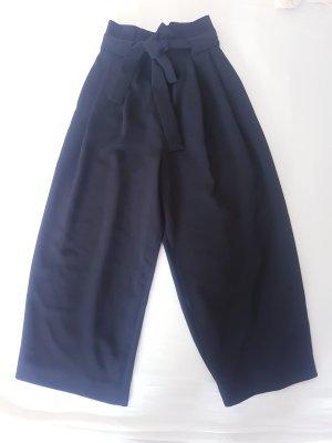 COS Stoffen broek zwart