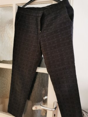 COS Pantalon en laine multicolore