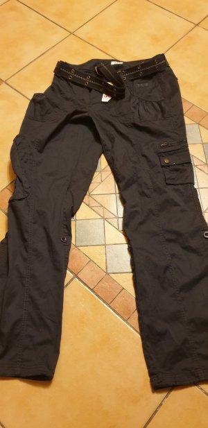 FlashLights Pantalon de jogging gris anthracite