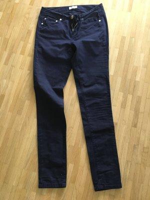 Max & Co. Pantalone cinque tasche blu scuro