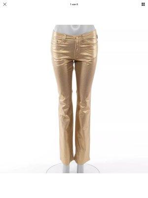 Tolle Hose von Versace mit Label Applikation.