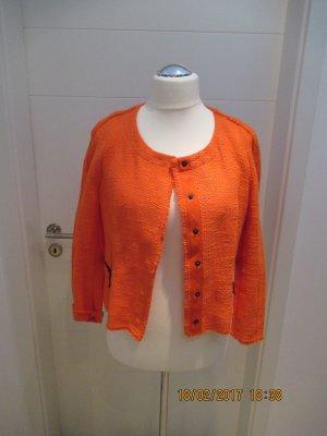 Zara Blazer court orange fluo