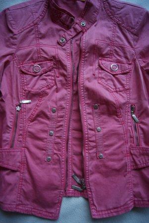 Biba Giacca rosa-rosa