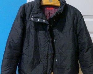 Hugo Boss Winterjack blauw-bruin-paars