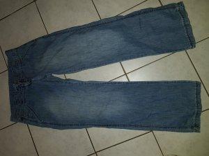 Bonaparte Boyfriend Jeans pale blue mixture fibre