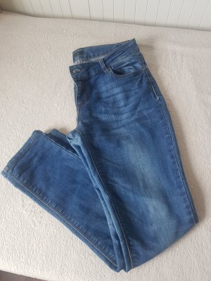Only Jeans elasticizzati blu acciaio