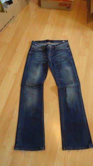 tolle Jeans mit Schlag von LTB