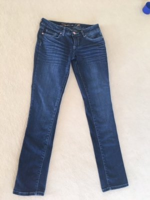 7 For All Mankind Vaquero skinny azul acero-azul aciano