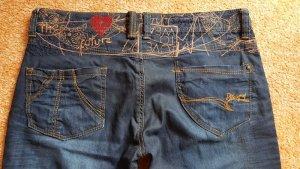 Tolle Jeans von Desigual Size 32 34 Länge